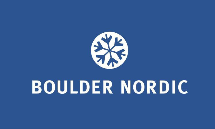 Logo - Boulder Nordic Club